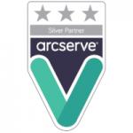 Logo Arcserve Silver Partner