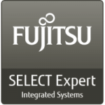 Logo Fujitsu select expert integrated systems