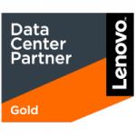 Logo Lenovo datacenterpartner gold