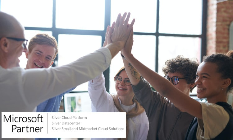 ADD mit Microsoft Kompetenz Silver Small und Midmarket Cloud Solutions