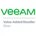 Logo Veeam Value Added Reseller Silver